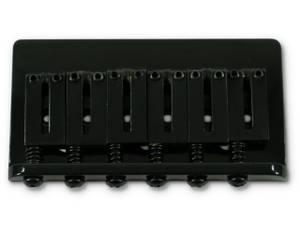 Bilde av Kluson American Series Hardtail Bridge - svart