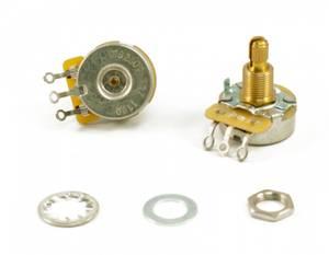 Bilde av Potmeter splitshaft 250K CTS Vintage Audiotaper